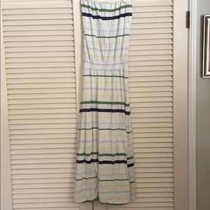 Long strapless Old Navy Maxi sz S